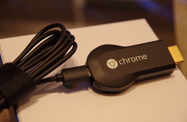 Come spegnere Chromecast