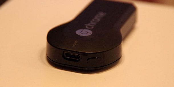 Come spegnere Chromecast
