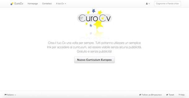 Come Scaricare Un Curriculum Vitae Europeo Salvatore Aranzulla