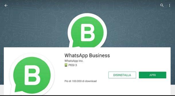 Come installare e scaricare WhatsApp Business