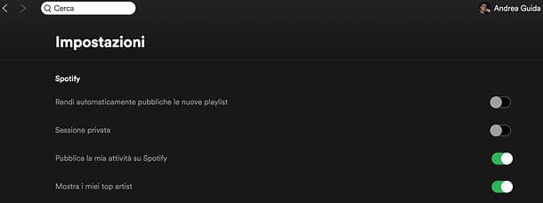 Come creare una playlist su Spotify