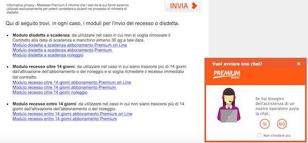 Come contattare Mediaset Premium | Salvatore Aranzulla