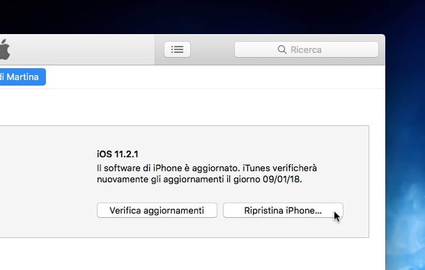 Come cancellare tutto da iPhone