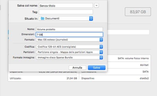 Utility disco - macOS
