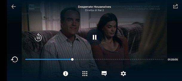 Come vedere la TV sul cellulare gratis