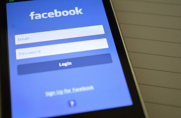 Come mettere l'icona di Facebook sul cellulare