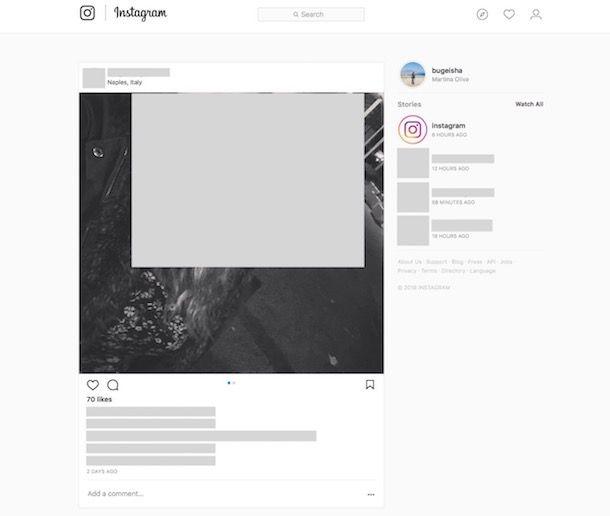 come vedere le storie di instagram senza avere instagram