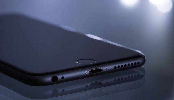 Come usare l'iPhone come chiavetta USB