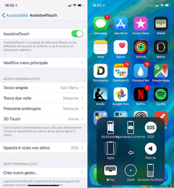 Come Fare Screenshot Iphone X Salvatore Aranzulla