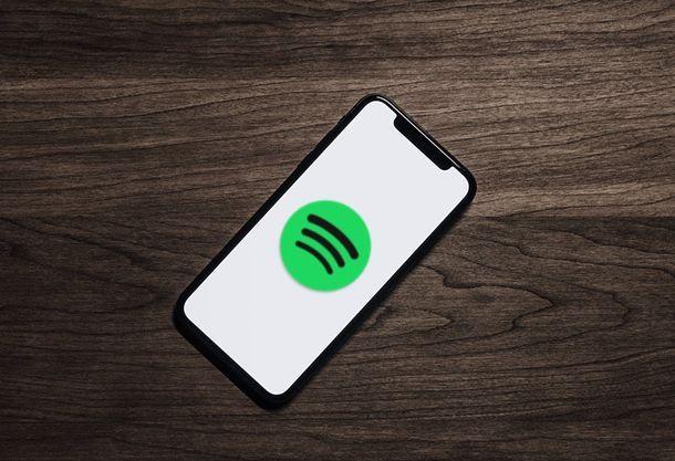 Come caricare musica su Spotify