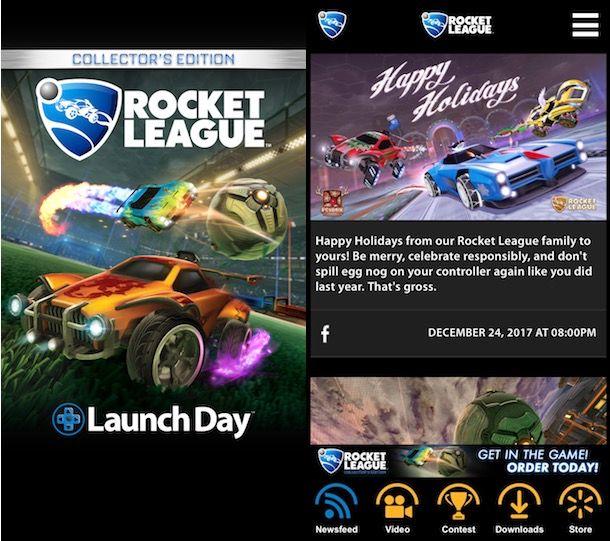 Come scaricare Rocket League | Salvatore Aranzulla