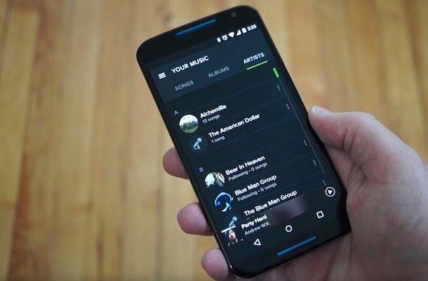 Come scaricare Spotify gratis