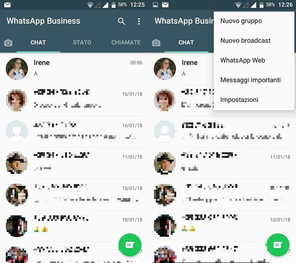 Come si usa WhatsApp Business