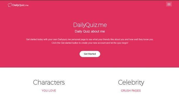 Dailyquizme sito