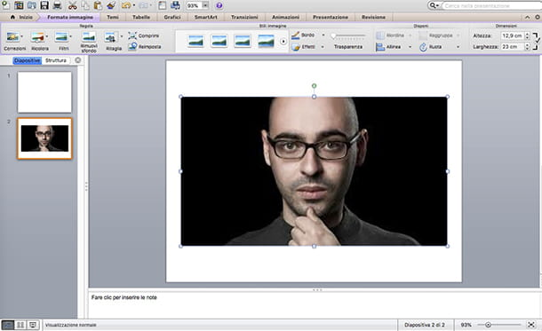 Come creare poster con PowerPoint