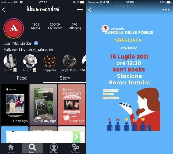 iStory app iOS_storie