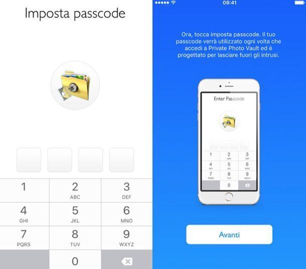 Come proteggere una cartella con password gratis