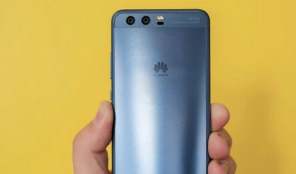 Come liberare memoria Huawei