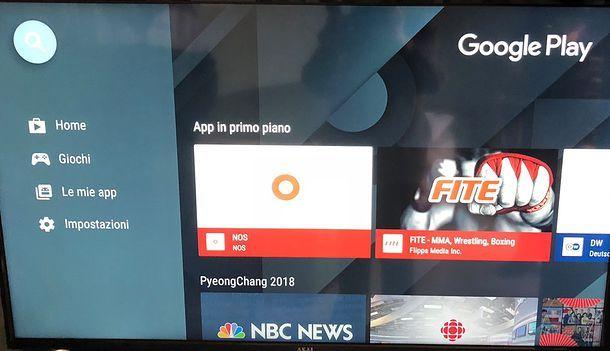 Come vedere Dplay su Smart TV