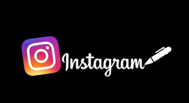 Come scrivere in corsivo su Instagram