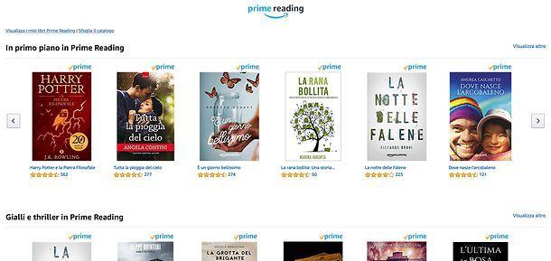Amazon Prime Reading