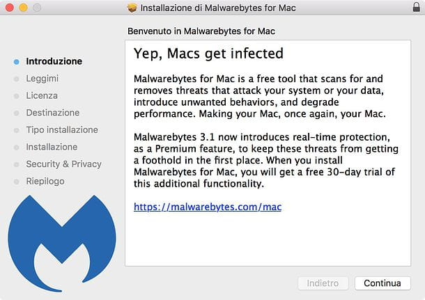 Malwarebytes for Mac