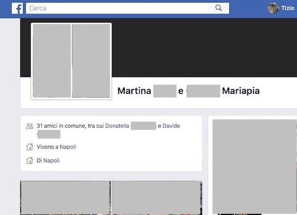 Come vedere gli amici nascosti su Facebook
