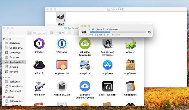 GIMP Mac