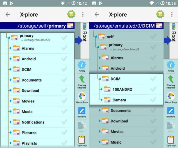 Come Spostare File E Applicazioni Su Scheda Sd Samsung