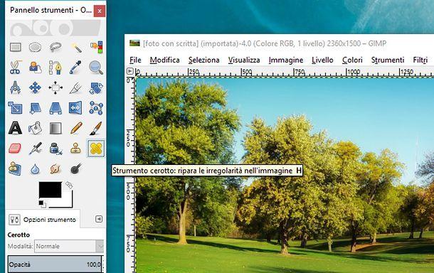 Cerotto GIMP