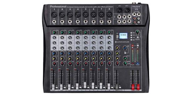 collegare mixer a PC