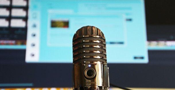 registrare audio online