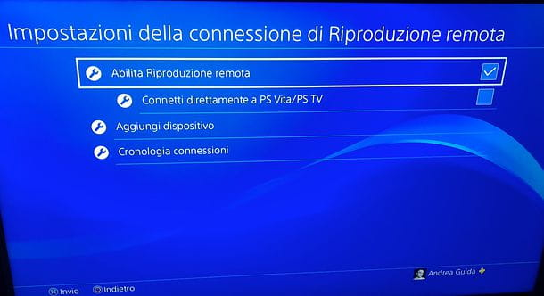 Come collegare la PS4 al PC