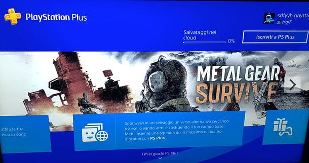 Come accedere a PlayStation Plus