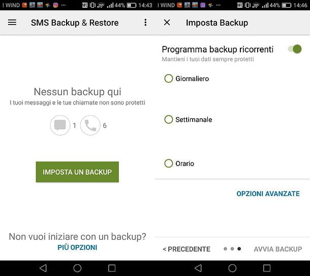 Come recuperare SMS cancellati Android