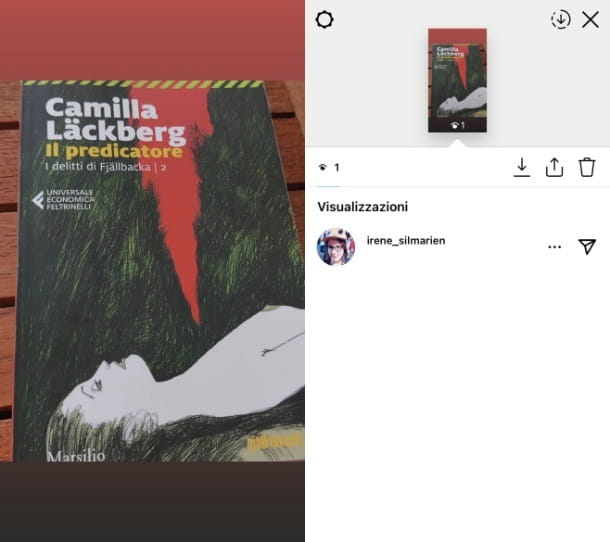 Come vedere chi visualizza le storie su Instagram dopo 24 ore