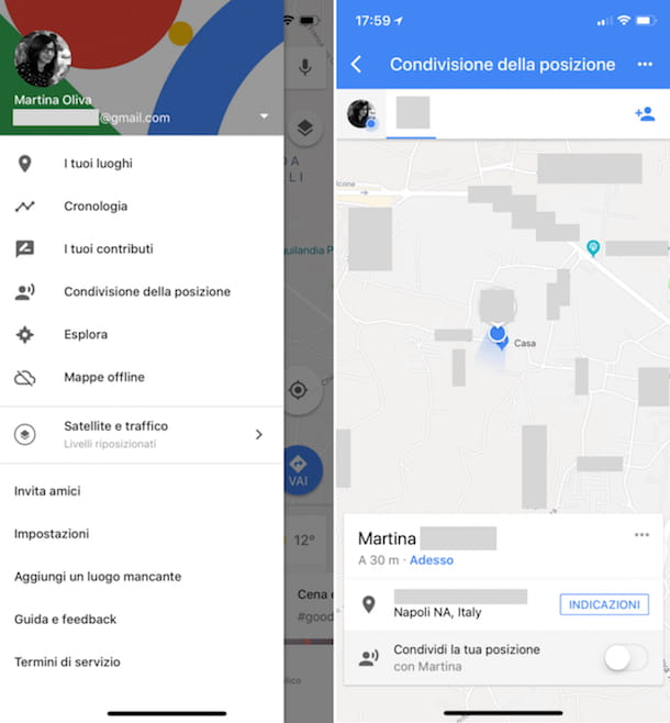 Ecco come localizzare l'iPhone o il telefono Android di un'altra persona per sapere dove si trova.
