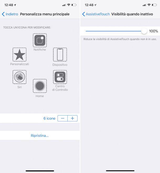 Come mettere il tasto Home su iPhone