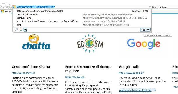Come impostare Google come motore di ricerca | Salvatore ...