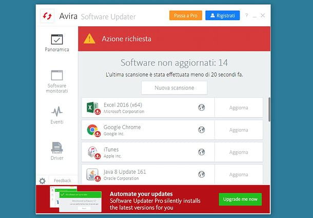 Avira Software Updater