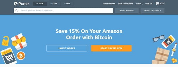 Come spendere Bitcoin su Amazon