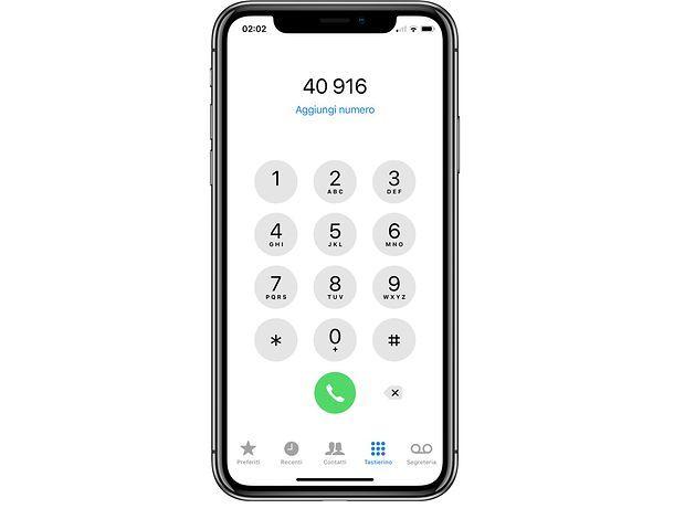 Come aggiungere Giga TIM da telefono