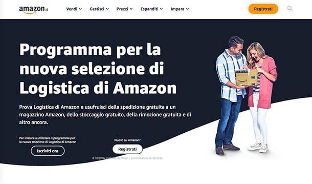 Come guadagnare con Amazon FBA