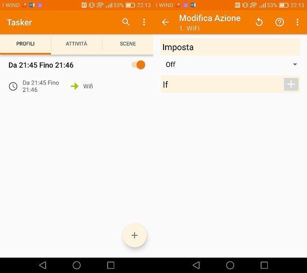 Come eliminare connessione automatica Android