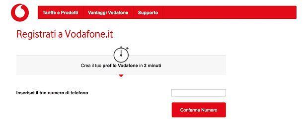 Come disattivare abbonamenti Vodafone