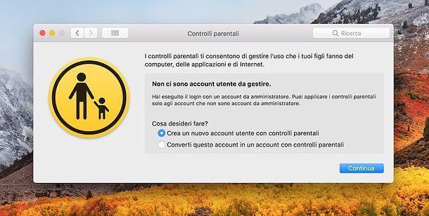 Come limitare l'orario di utilizzo di un Mac