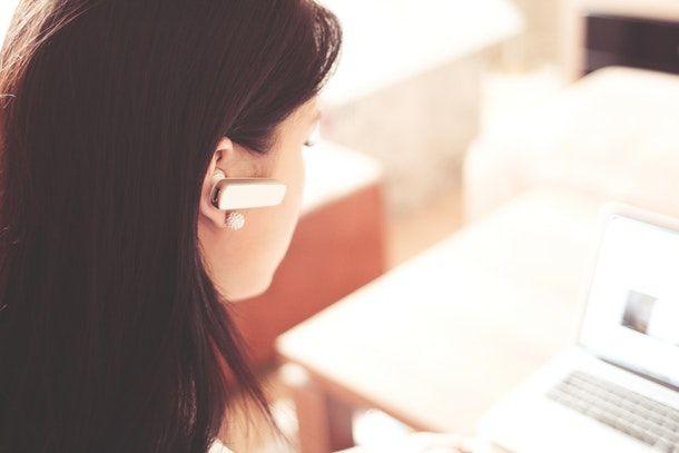 Come collegare auricolare Bluetooth