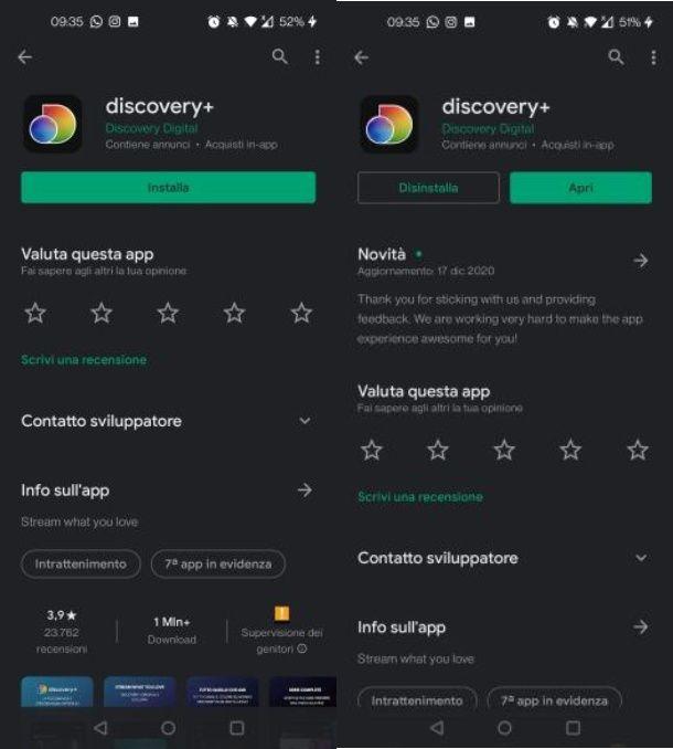 Discoveryplus app