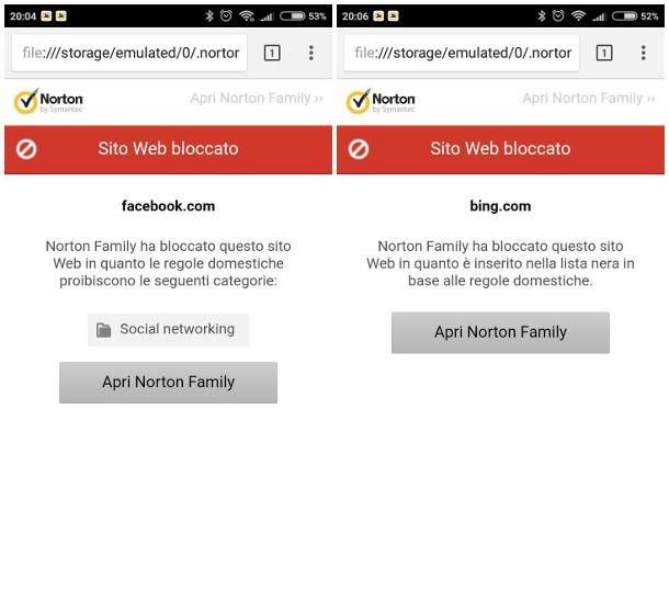 Bloccare siti indesiderati su Android