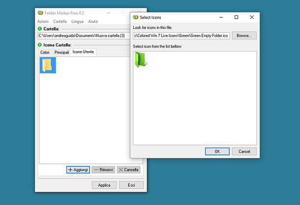 Folder Marker Free